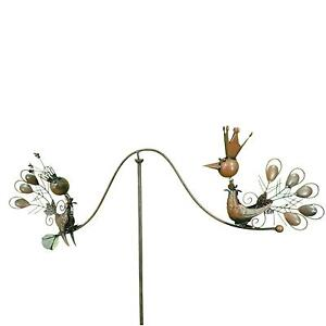 Metal Bird Garden Ornaments