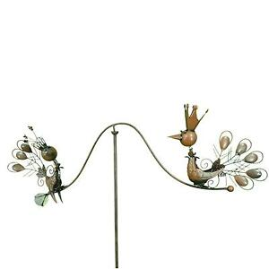 Metal Bird Garden Ornaments