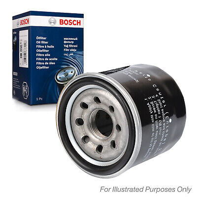 Fits Ford Focus MK1 Genuine Bosch Screw On Oil Filter