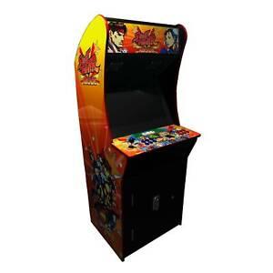 Brand New Upright Street Fighter Arcade Machine