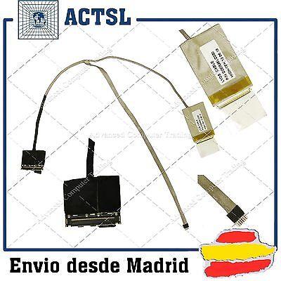 Cable de video LCD Flex para portátil HP G6-2000 DD0R36LC000 DD0R36LC010