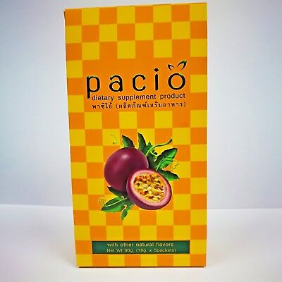 3 Pacio Detox Supplement Dietary Product The Best Vitamins Natural (The Best Natural Detox)