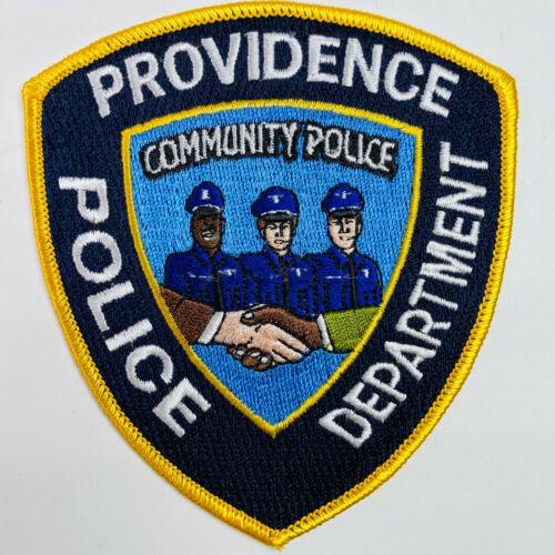 Providence Police Community Police Rhode Island RI Patch (A2)