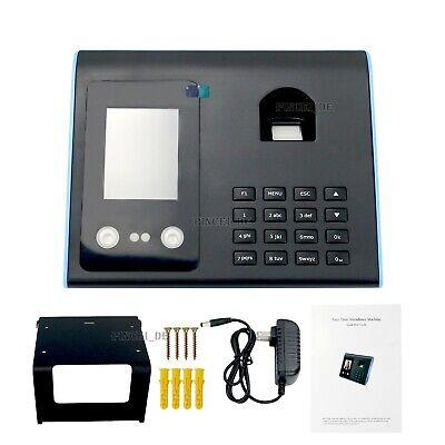 Biometric Face Facial Recognition Face Fingerprint Time Attendance Usb Port