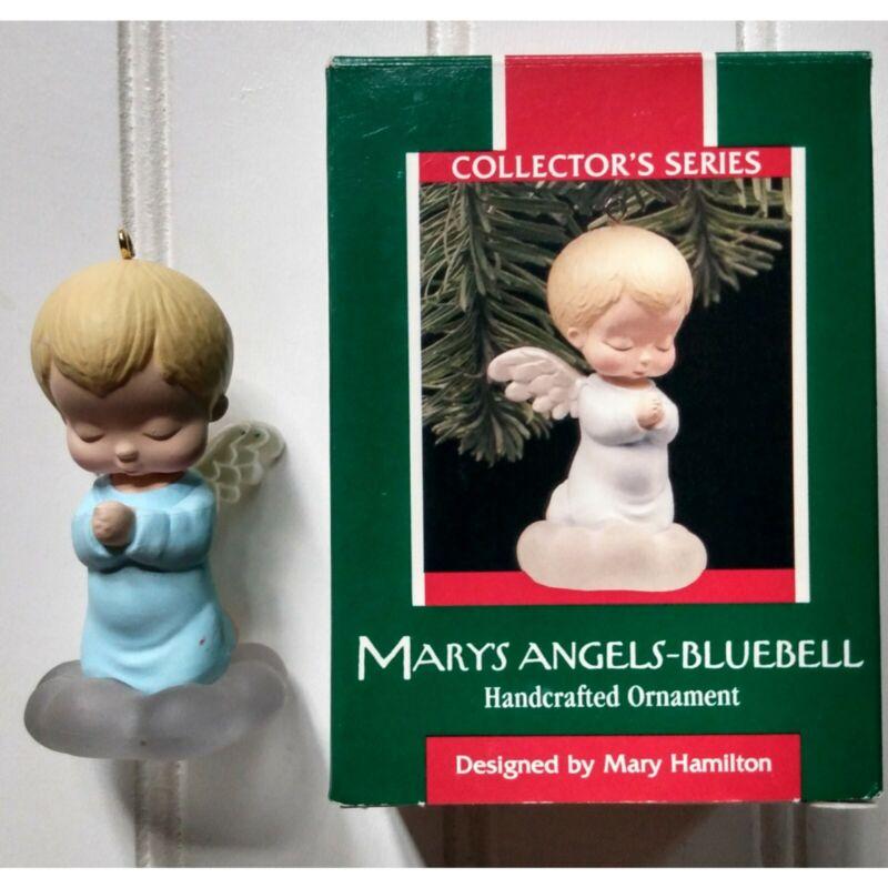 Vintage Hallmark Keepsake Ornament Mary