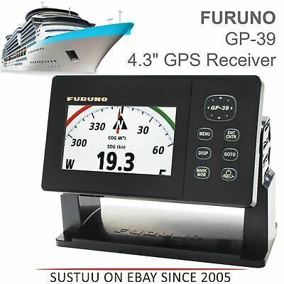 "Furuno GP-39 Colour GPS Navigator 4.2"" Color LCD Fish Finder/ Sonar/ Radar/ SBAS"