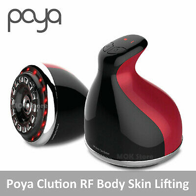 Poya Clution Body Massager RF Radio Frequency Skin Lifting Fat Care