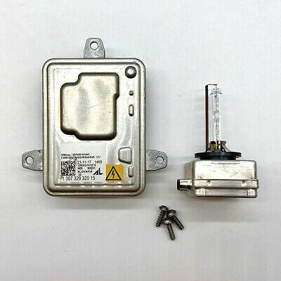 OEM 13-16 Dodge Dart Xenon Ballast & HID D3S Bulb Kit Control Unit Module Lamp