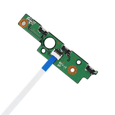 Laptop Power Button Board For Toshiba P55W-B5318 P55W-B5318D P55W-B5380SM (Toshiba Laptop Power Button)