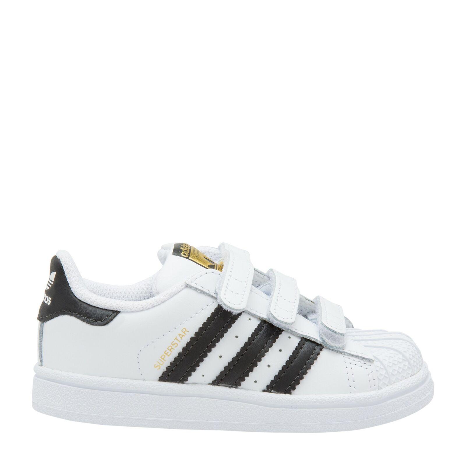 Adidas Infant Superstar Foundation CF I New And Original 1