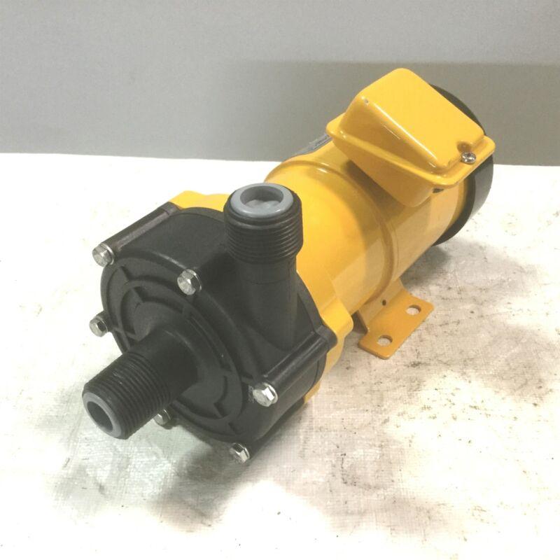 Pan World NH-150PS-3 Magnetic Drive Centrifugal Pump 45L/Min@4M 220/380V 50/60Hz