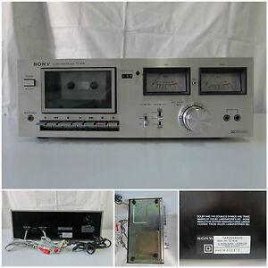 Sony-TC-K1A-Stereo-Cassette-Deck