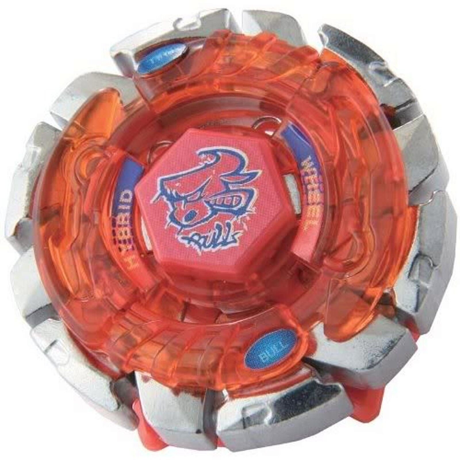 Купить Rapidity - Dark Bull Metal Fusion 4D Beyblade BB-40 - USA SELLER!