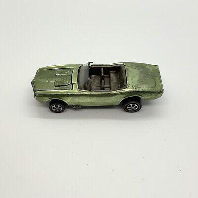 Hot wheels Redline1968 CUSTOM FIREBIRD - Light green - USA