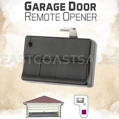 Remote Garage Door 315MHz For 373LM Liftmaster Craftsman 371LM 372LM Chamberlain