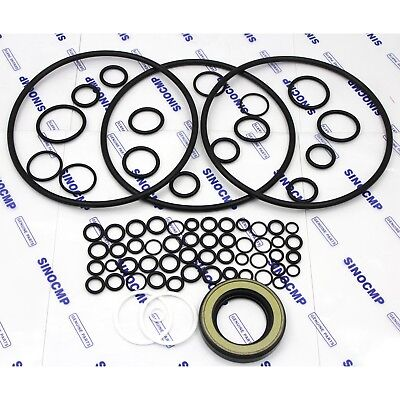 Pc200-3 Hydraulic Pump Seals Kit For Komatsu Excavator Oil Seal