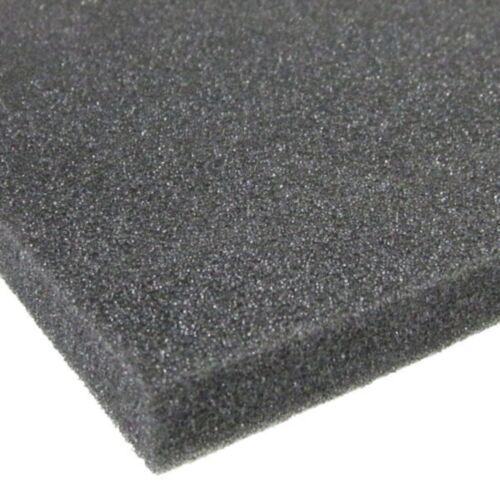 "Packing Foam 12"" x 12"" Sheet 0.5 1/2"" Thick Gray Shipping Soft"