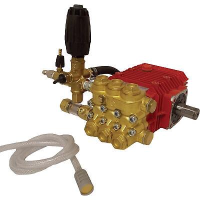 Northstar Easy Bolt-on Pressure Washer Pump- 3.5 Gpm 4000 Psi Belt Drive