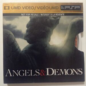 PSP Angels and Demons