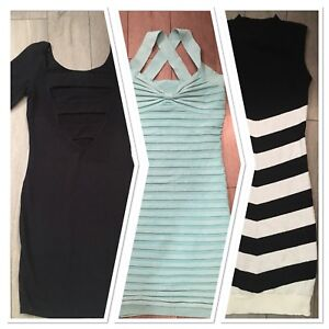 Robe et Jupe ( Guess by Marciano, Limité, Garage )