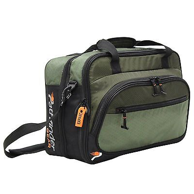 "PATHFINDER GEAR-UP 20"" EXPANDABLE OVERNIGHT 4-WAY CONVERTIBLE TOTE CARRY-ON BAG"