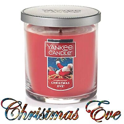 Yankee Candle CHRISTMAS EVE Single Wick Candle 7 Oz Tumbler BRAND NEW