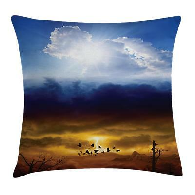 Clouds Throw Pillow Cases Cushion Covers Home Decor 8 Sizes