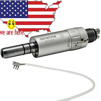 Dental Slow Low Speed E-type Air Motor Micromotor 4 Holes - Usa Seller