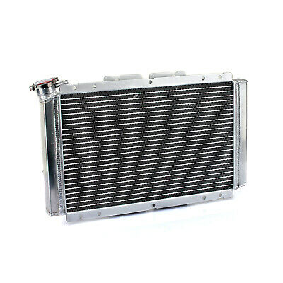 ATV ALUMINUM ENGINE RADIATOR COOLING FOR <em>YAMAHA</em> RHINO YXR450 06 09 YXR
