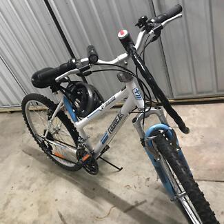 Bicycle w/Helmet,Light,Keychain
