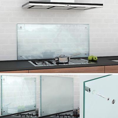 6mm ESG Glas Küchenrückwand Fliesenspiegel Glasplatte Rückwand Spritzschutz 6 Küche