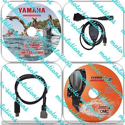 YAMAHA EVINRUDE  Diagnostic KIT for Outboard / Jet Boat / WaveRunner