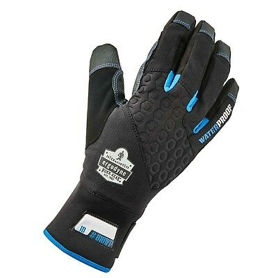 Ergodyne Proflex 818wp Thermal Waterproof Work Gloves Cold Weather Lg Winter