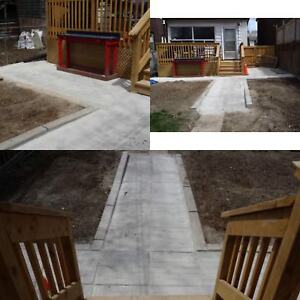 Waterproofing and concrete projects