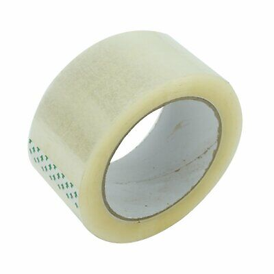 36 Rolls Carton Sealing Clear Packing Tape Box Shipping- 1.8 Mil 2 X 110 Yards