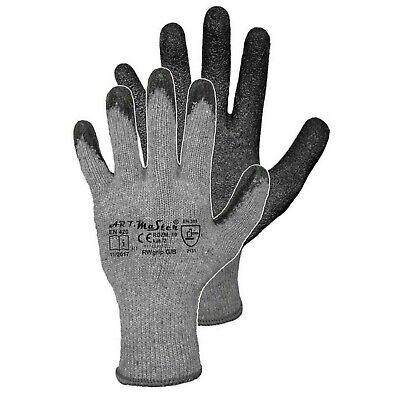 12 Paar Arbeitshandschuhe Schutzhandschuhe Gartenhandschuhe Montagehandschuhe