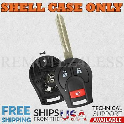 Remote for 2004 2005 2006 2007 2008 2009 Nissan Quest Keyless Entry Shell Case