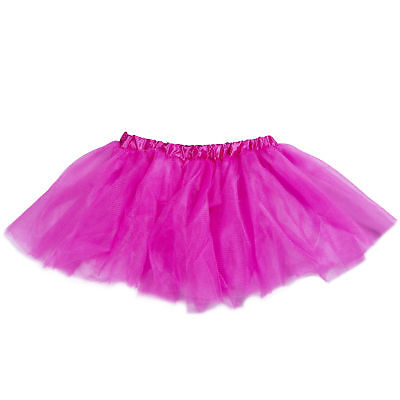 Hot Pink Halloween Costume Tutu for Toddlers | Ballerina Dancer](Ballerina Costume For Toddlers)