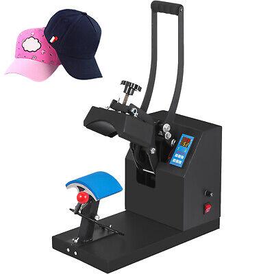 Hat Ball Cap Heat Press Transfer Heavy Duty Digital Diy Pressing Printer Machine