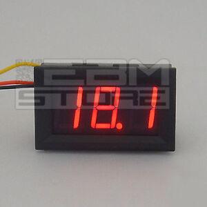 Voltmetro-ROSSO-da-pannello-0-99-9V-misuratore-tensione-tester-ART-HD02