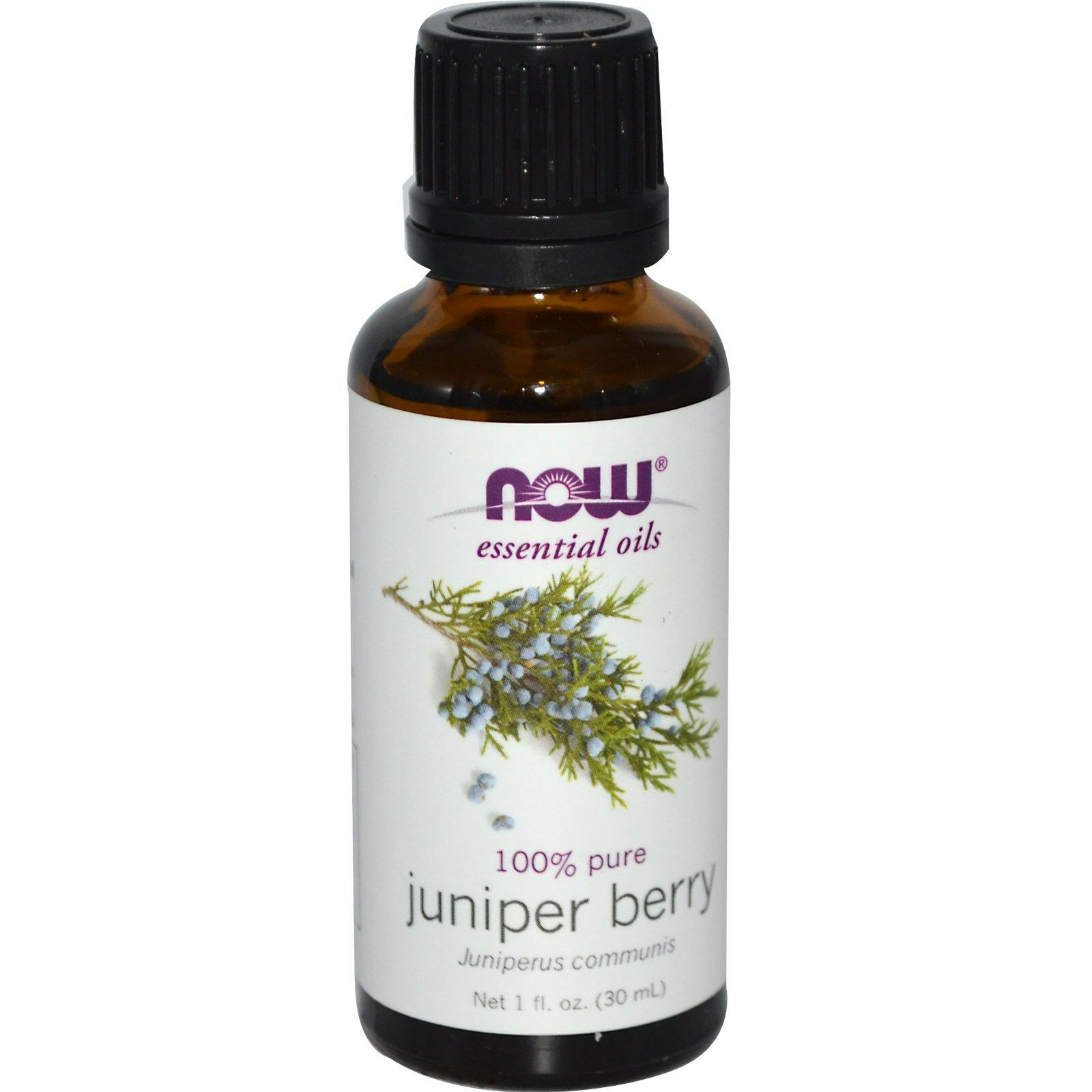 NOW Foods 1 oz Essential Oils and Blend Oils - FREE SHIPPING! Juniper Berry
