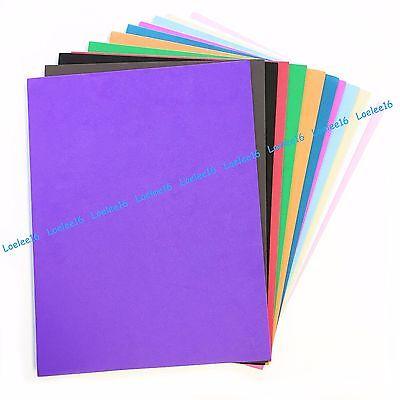 Glitter Foam Sheets (EVA Foam sheets reg & glitter eva 9x12,16x24,12x18 10-25 pc kids craft arts)