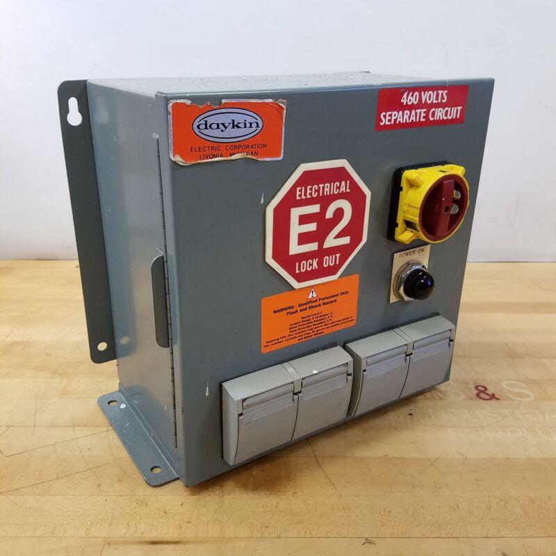 Daykin GPFS-05 Separate Circuit Transformer Disconnect - USED