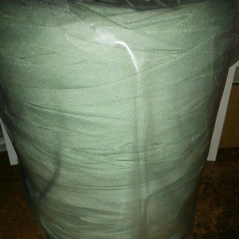 Rag Rug Precut Fabric Strips 29oz Light Green