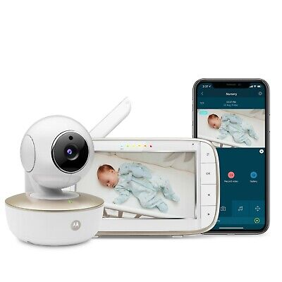 Motorola MBP855SCONNECT Video Baby Monitor (Grade B)