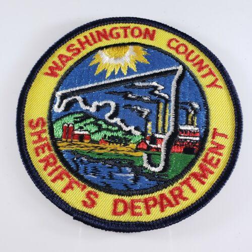 Vintage WASHINGTON County MD Maryland Sheriff