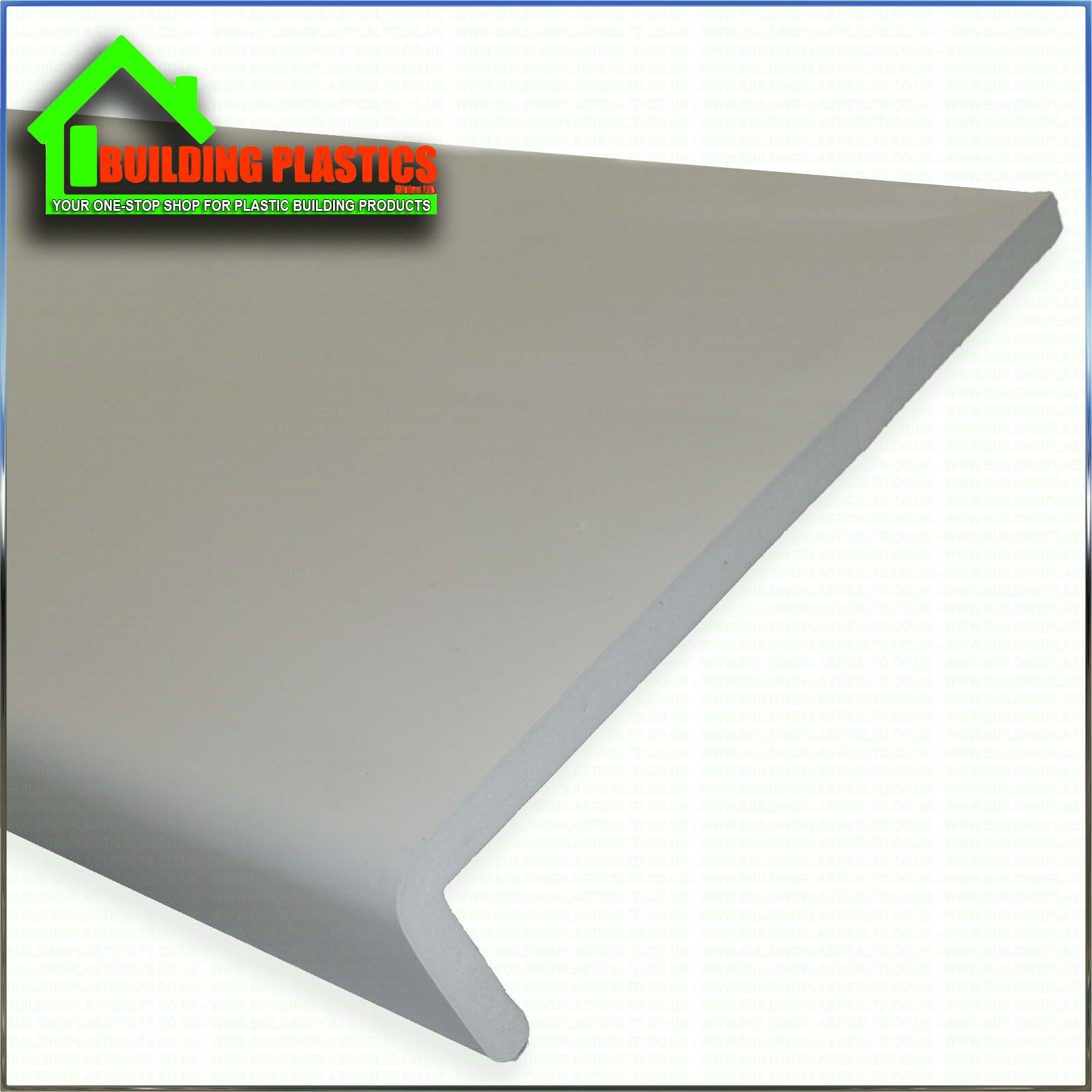 Upvc Fascia Board Cover 150mm To 300mm Fascia Capping