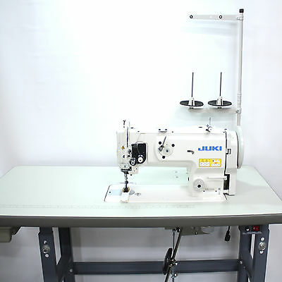 Juki Dnu-1541 Walking Foot Leather And Upholstery Sewing Machine W Servo Motor