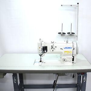 Juki DNU-1541 Walking Foot Leather and Upholstery Sewing Machine W/ Servo Motor