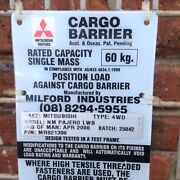 Cargo barrier West Ulverstone Central Coast Preview